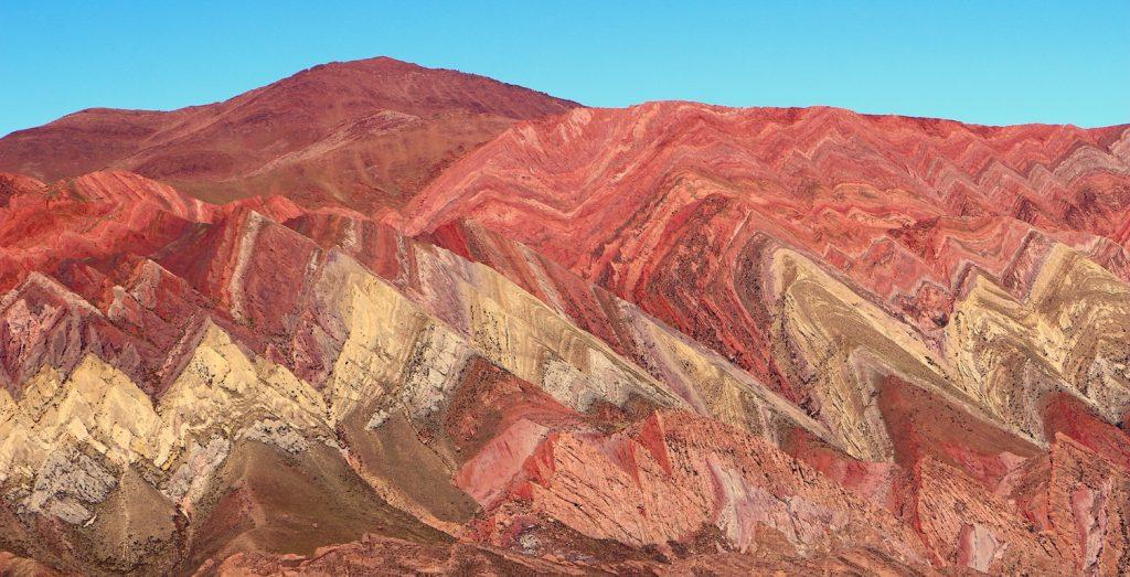 argentine montagne aux 7 couleurs