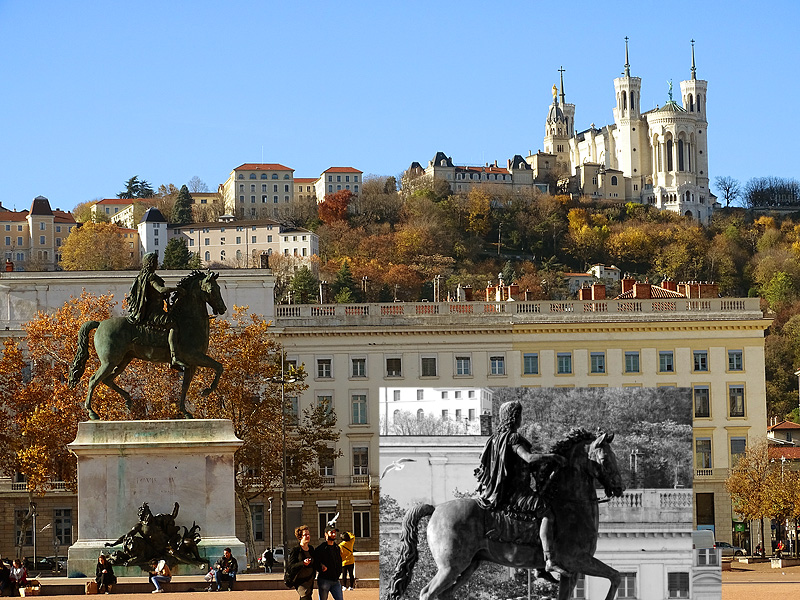place-Bellecour Lyon