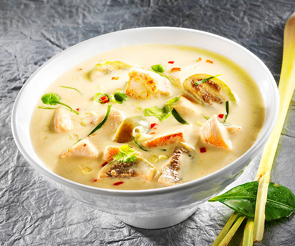 Tom kha - cooklook.net