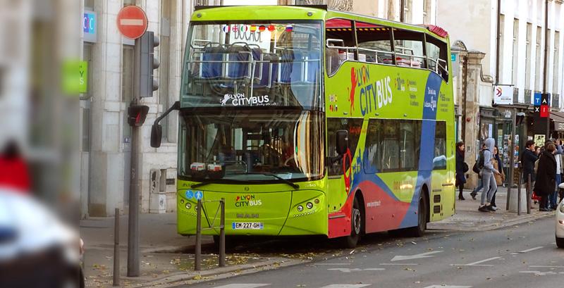 visite lyon bus